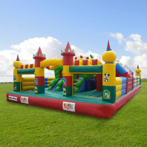 Sea Dragon Playground